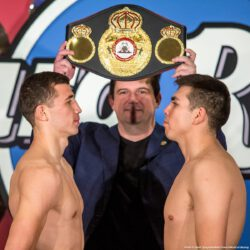 Dmitry Bivol, Jean Pascal - Saturday's HBO World Championship Boxing doubleheader telecast begins at 10:00 p.m. ET/PT.