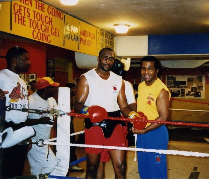 Emanuel Steward Boxing News Top Stories Boxing