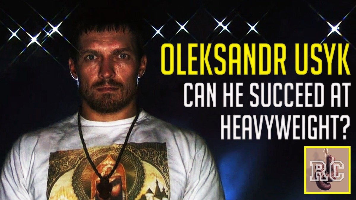 Aleksandr Usyk Boxing News Top Stories Boxing