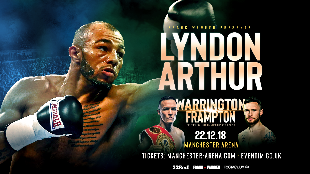 Anthony Yarde Carl Frampton Josh Warrington Lyndon Arthur: British Boxing Press Room