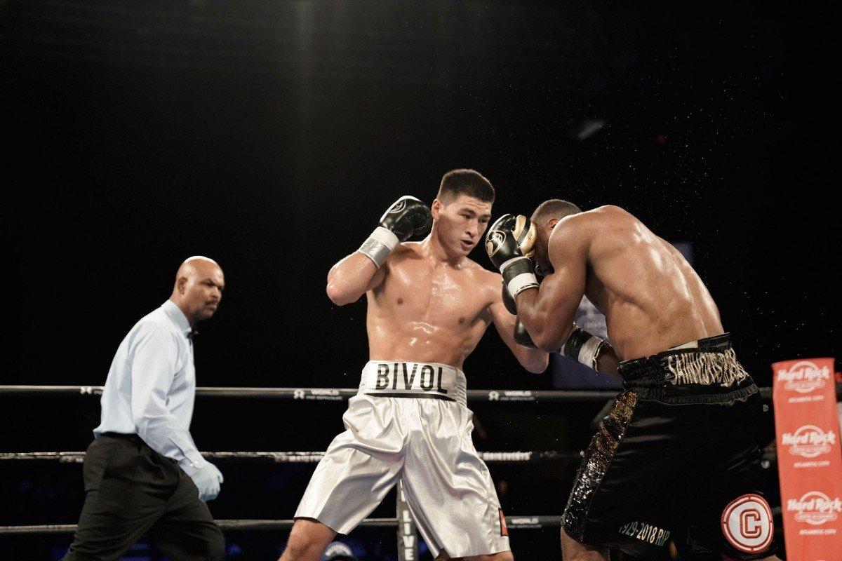Dmitry Bivol, Jean Pascal - Boxing News