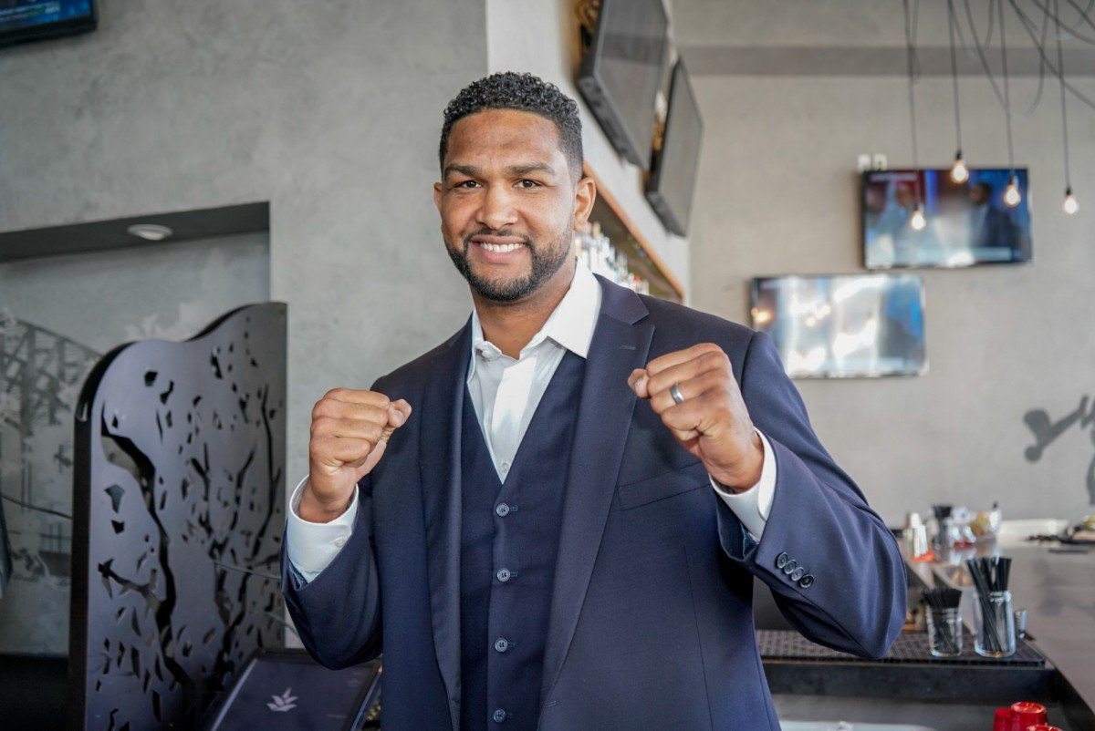 "Dominic ""Trouble"" Breazeale - Top heavyweight and WBC mandatory challenger Dominic ""Trouble"" Breazeale spoke to media in Los Angeles Friday at a luncheon to discuss his his Premier Boxing Champions on FOX and FOX Deportes showdown against Puerto Rican Olympian Carlos Negron Saturday, December 22 live from Barclays Center, the home of BROOKLYN BOXING™."