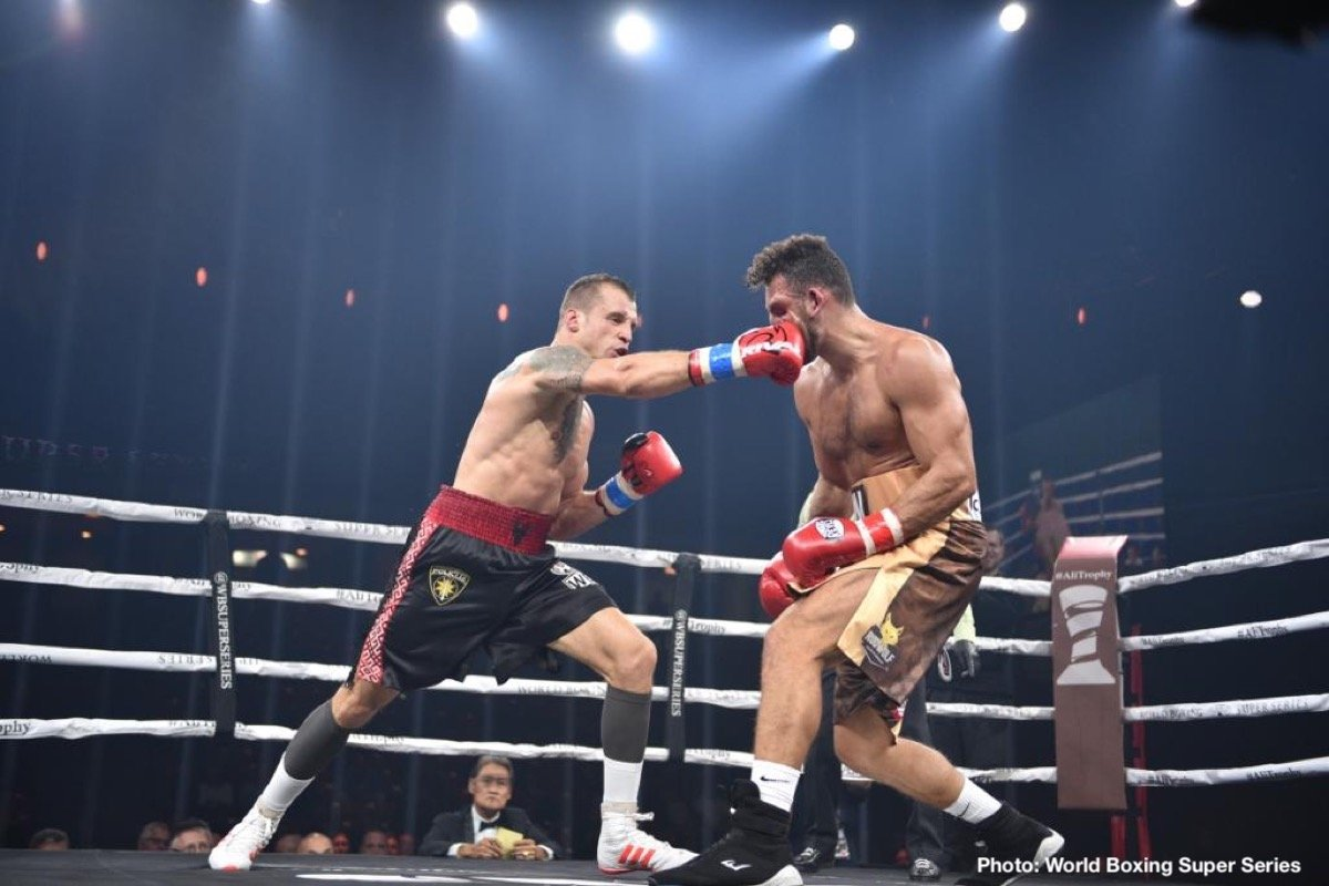 Krzysztof Glowacki, Mairis Briedis, Maksim Vlasov, Noel Mikaelian - After six weeks of back-to-back doubleheader action across the globe the WBSS Quarter-Finals of Season II came to a conclusion in Chicago, USA when Krzysztof Glowacki and Mairis Briedis booked their places in next years semis.