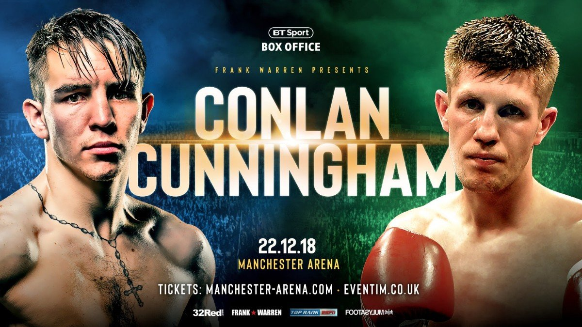 Carl Frampton Jason Cunningham Josh Warrington Michael Conlan Boxing News British Boxing