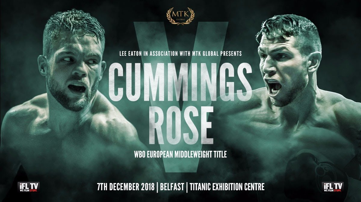 Conrad Cummings - Former world title challenger Brian Rose is confident his big-fight experience will be the difference when he takes on Conrad Cummings for the WBO European middleweight title.