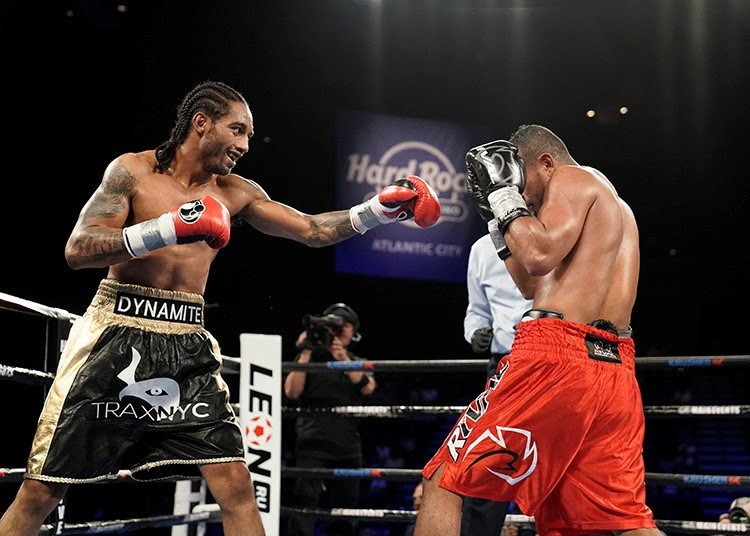 "Karl Dargan - Karl ""Dynamite"" Dargan's self-imposed boxing hiatus ended in success with his shutout unanimous decision win in six rounds over Jonathan Perez in August."