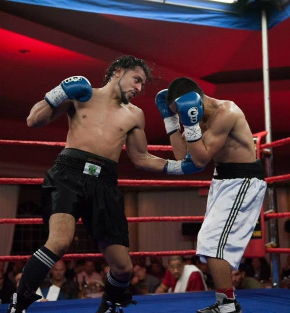 - Banner Promotions is proud to announce the signing of undefeated lightweight, Golden Garcia to a promotional contract.