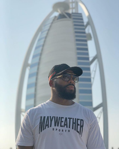 Badou Jack - Two-division boxing champion Badou Jack continued to show that he is truly a champion of the entire world as he made an exciting trip to Dubai that included an invitation to participate in the Dubai Fitness Challenge, a meeting with UFC star Khabib Nurmagomedov and much more.