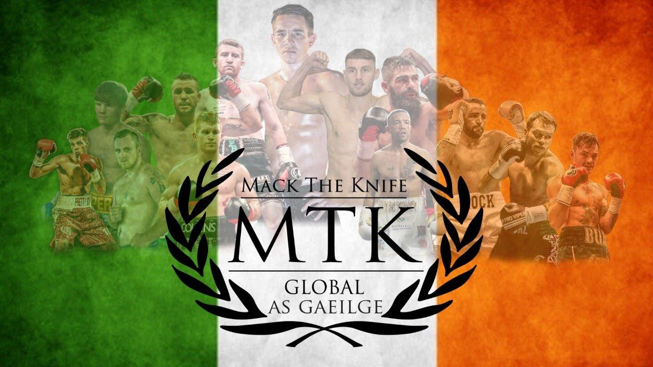 Michael Conlan British Boxing Press Room