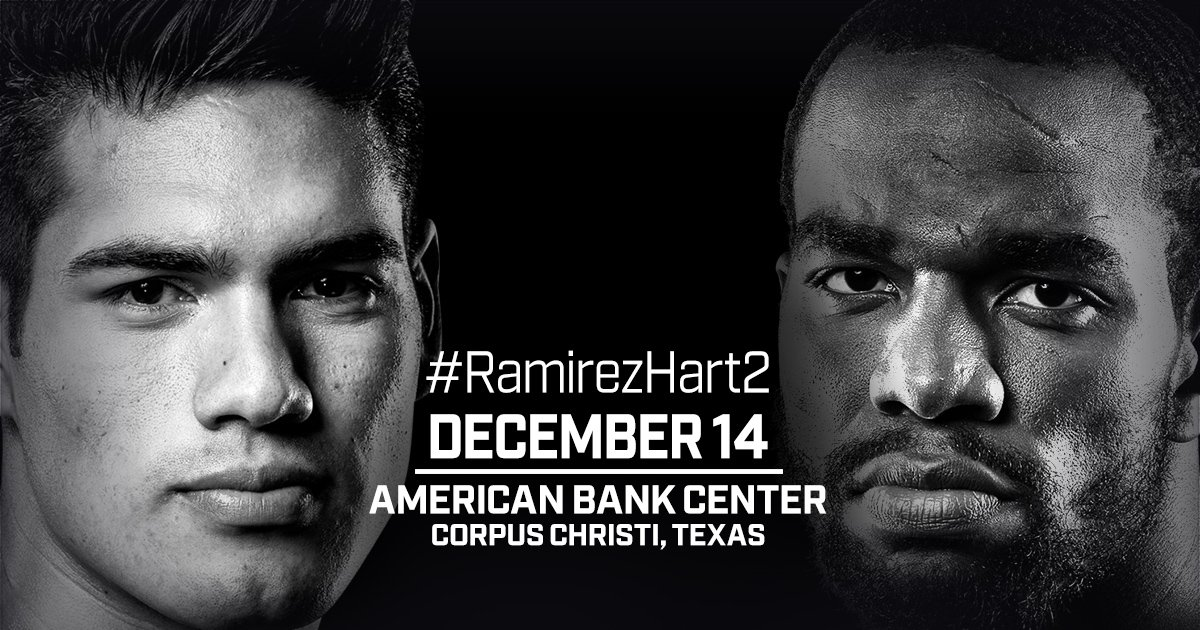 Gilberto Ramirez-Jesse Hart 2 to Headline ESPN+ Card in Corpus Christi December 14