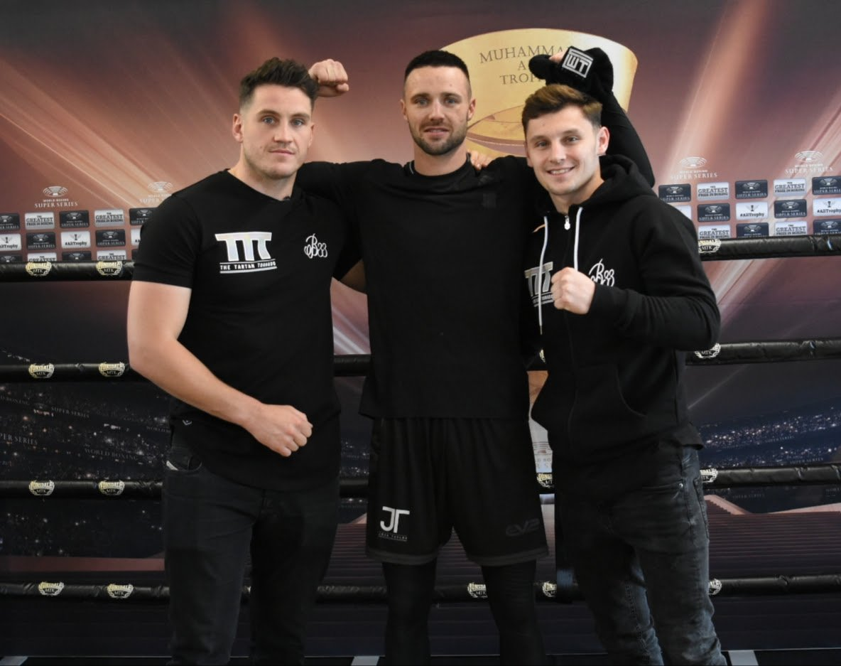 "Ryan Burnett - ""Kalle Sauerland, Comosa's Chief Boxing Officer, previews this weeks show in Glasgow, Scotland and talks about the weight of the quest for the Muhammad Ali Trophy, The Greatest Prize In Boxing."