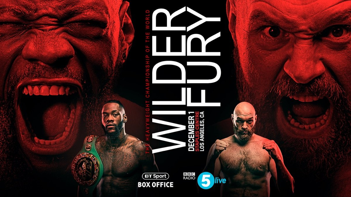 Deontay Wilder, Tyson Fury - Frank Warren is delighted to announce that Tyson Fury's challenge for the WBC world heavyweight title against Deontay Wilder will be broadcast on BBC Radio 5 Live on Saturday.