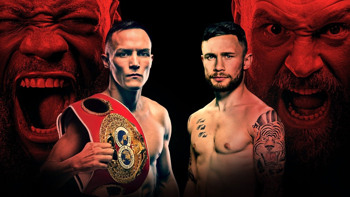 Carl Frampton Filip Hrgovic Josh Warrington Boxing News