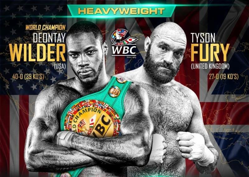 Deontay Wilder, Tyson Fury -  SHOWTME Sports released the first installment of ALL ACCESS DAILY: WILDER VS. FURY, the first of four daily digital features that will chronicle fight week leading into Saturday's heavyweight blockbuster between Deontay Wilder and Tyson Fury.