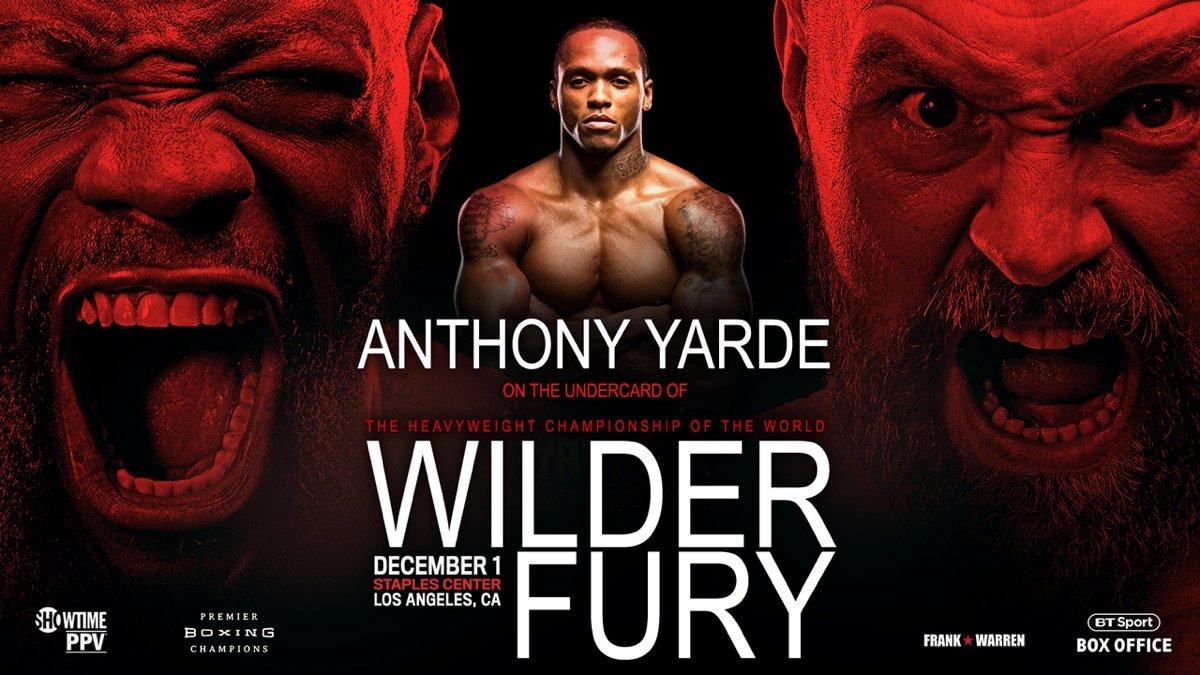 Chris Arreola Deontay Wilder Roberto Guerrero Tyson Fury Boxing News British Boxing