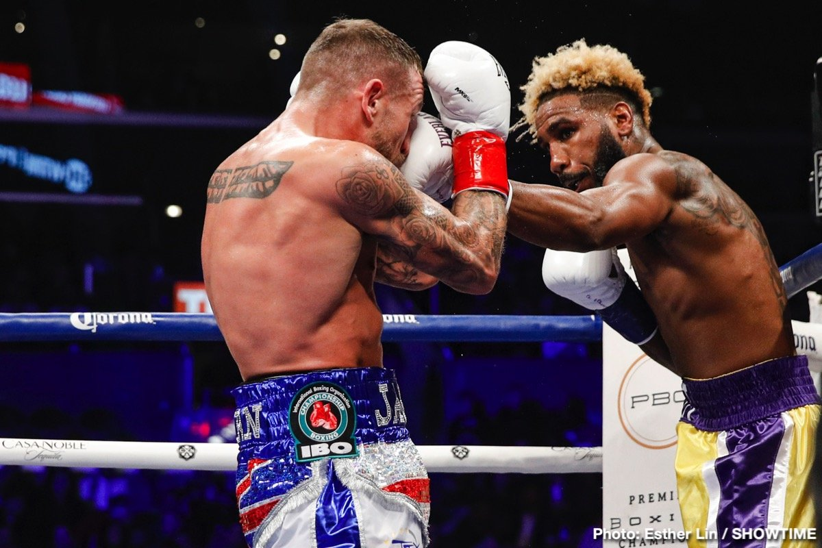 Jarrett Hurd Jason Welborn Boxing News Boxing Results Top Stories Boxing