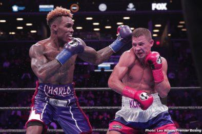 Jermall Charlo Matt Korobov Boxing News Boxing Results