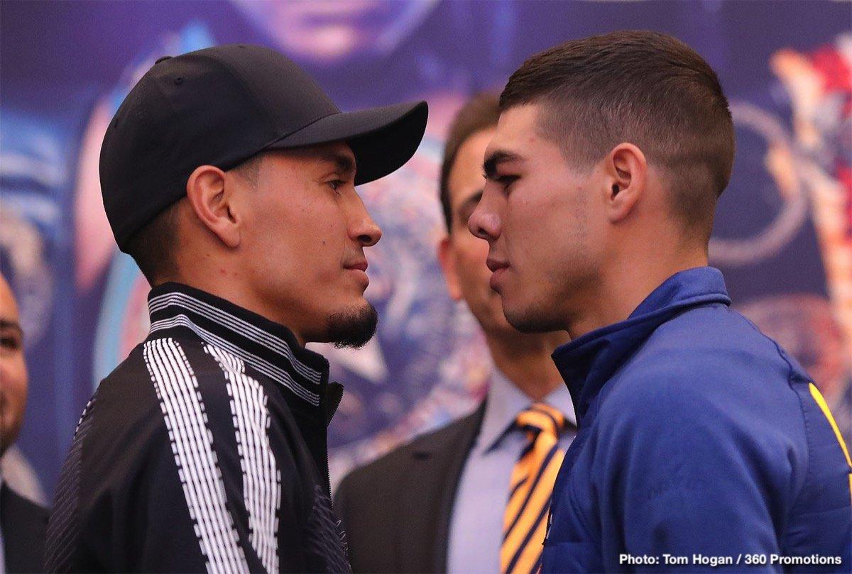 Aleksandra Magdziak Lopes Claressa Shields Juan Francisco Estrada Victor Mendez Boxing News