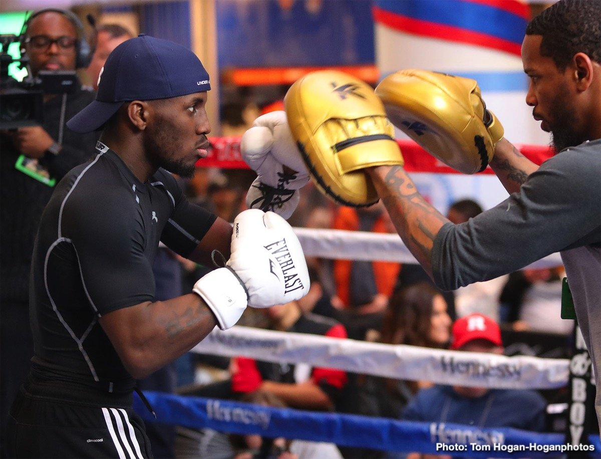 Francisco Fonseca - IBF Junior Lightweight World Champion Tevin Farmer tops a list of four DiBella Entertainment (DBE) fighters entering the squared circle this Saturday, December 15, in New York City, New Zealand, Spain and Toronto, Canada.