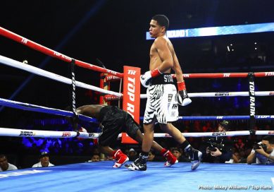 Gilberto Ramirez Jesse Hart Boxing News Boxing Results Top Stories Boxing