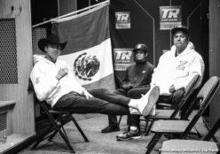 "Gilberto Ramirez, Jesse Hart -  Gilberto ""Zurdo"" Ramirez hoped for repeat. Jesse ""Hollywood"" Hart sought revenge."