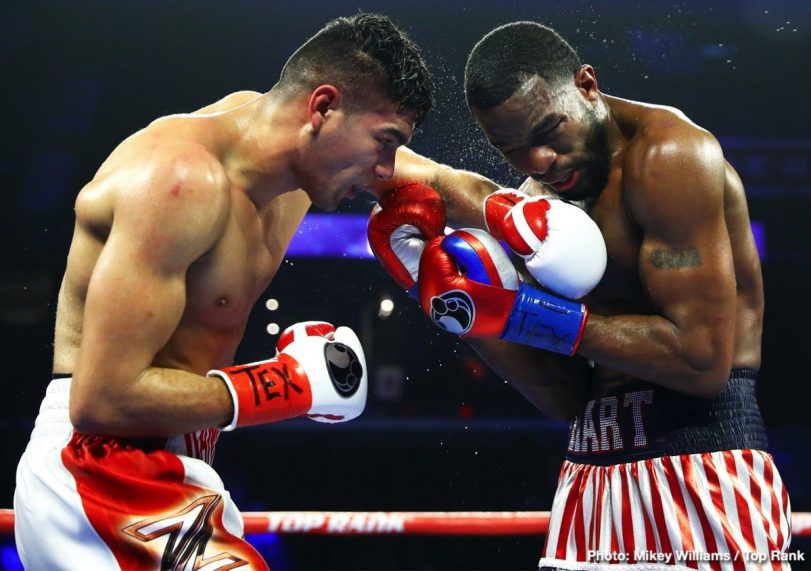 Gilberto Ramirez Jesse Hart Boxing News Boxing Results Top Stories Boxing