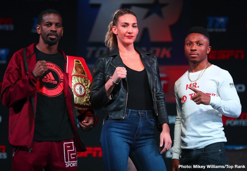 Gilberto Ramirez Jesse Hart Boxing News
