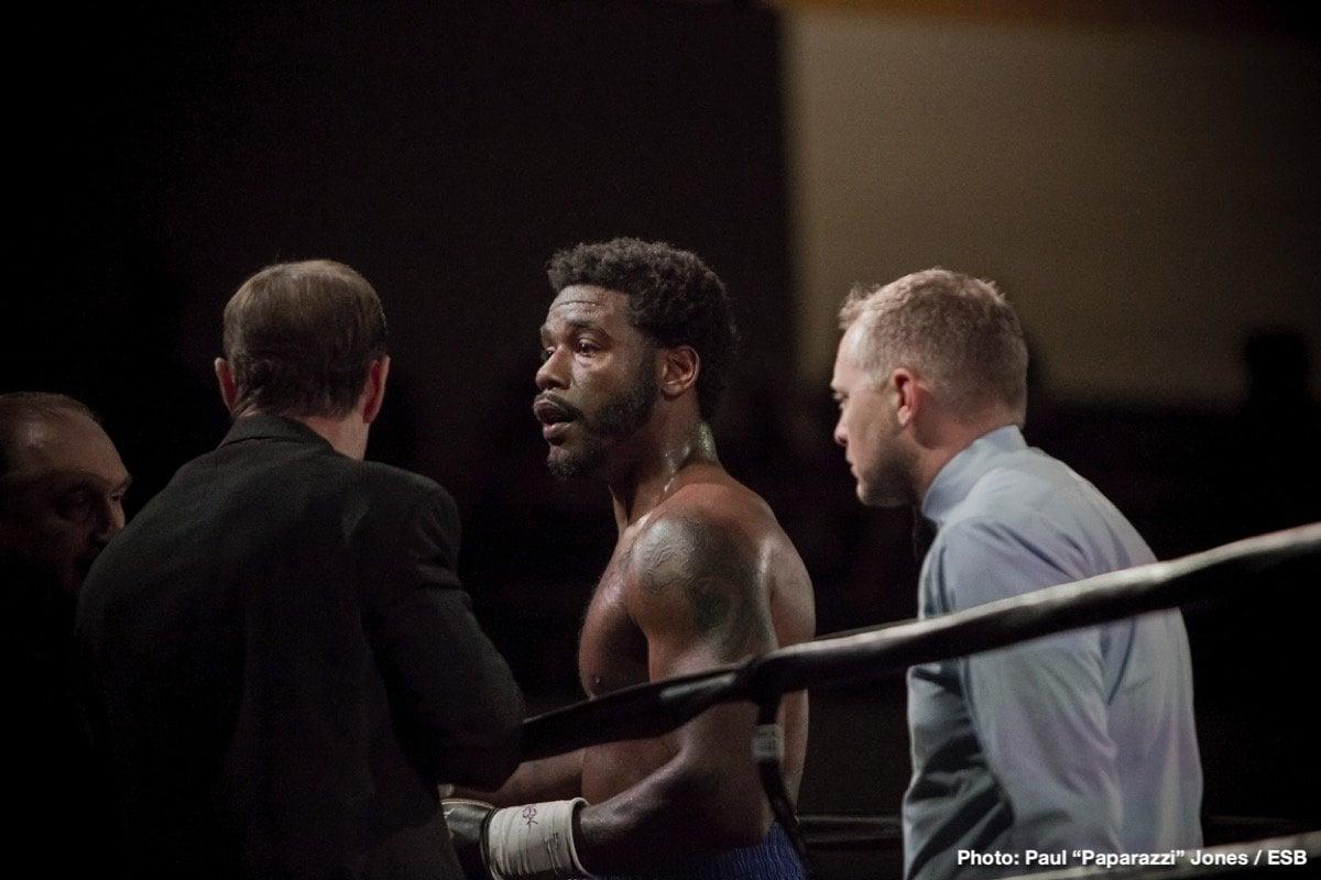 - Boxing News