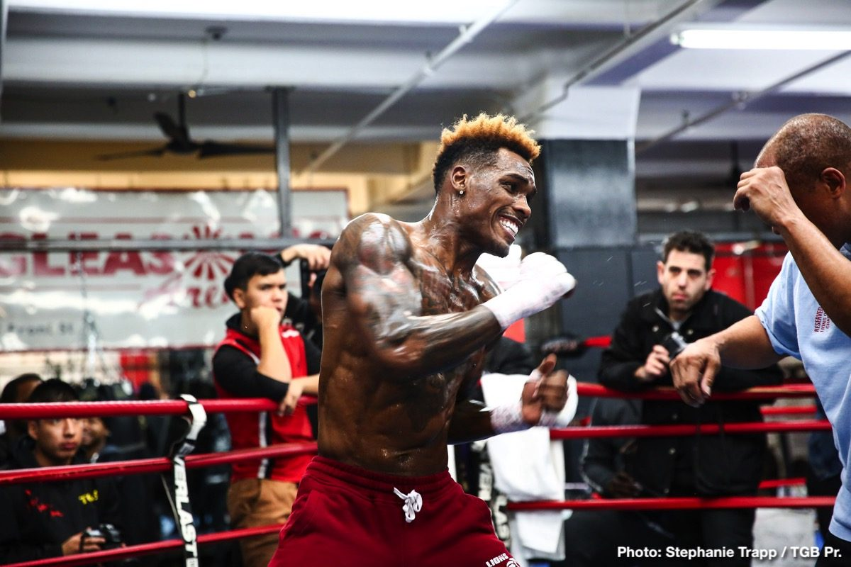 Carlos Negron Dominic Breazeale Jermall Charlo Jermell Charlo Matt Korobov Tony Harrison Boxing News