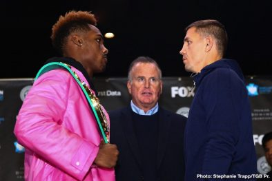 Carlos Negron Dominic Breazeale Jermall Charlo Jermell Charlo Matt Korobov Tony Harrison Boxing News Top Stories Boxing