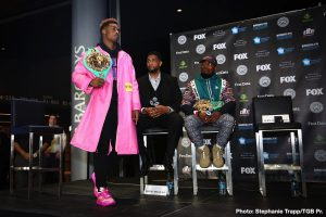 Matt Korobov - Jermall Charlo (28-0, 21 KOs) is said to be defending his interim WBC middleweight title against Brandon Adams (21-2, 13 KOs) this summer on July 8 or July 15, but this is not a fight that the fans have a lot of interest in seeing. Adams, 29, is more of a Willie Monroe Jr. level opponent, and that's a guy that Charlo was scheduled to fight last December. But the fight fell through after Monroe pulled out of the fight.
