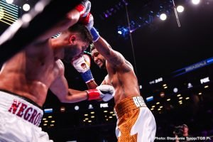 Dominic Breazeale Jermell Charlo Matt Korobov Boxing News Boxing Results Top Stories Boxing