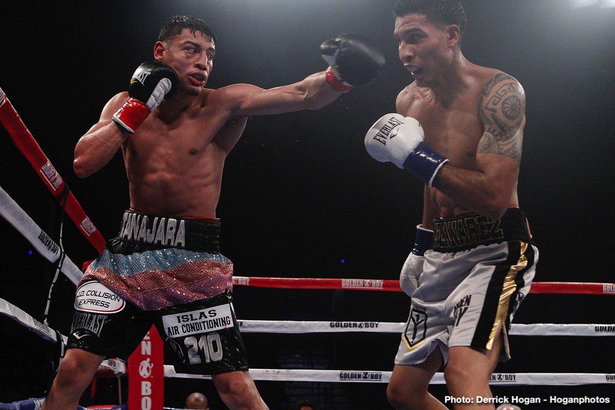 Carlos Morales Rene Alvarado Boxing News Boxing Results