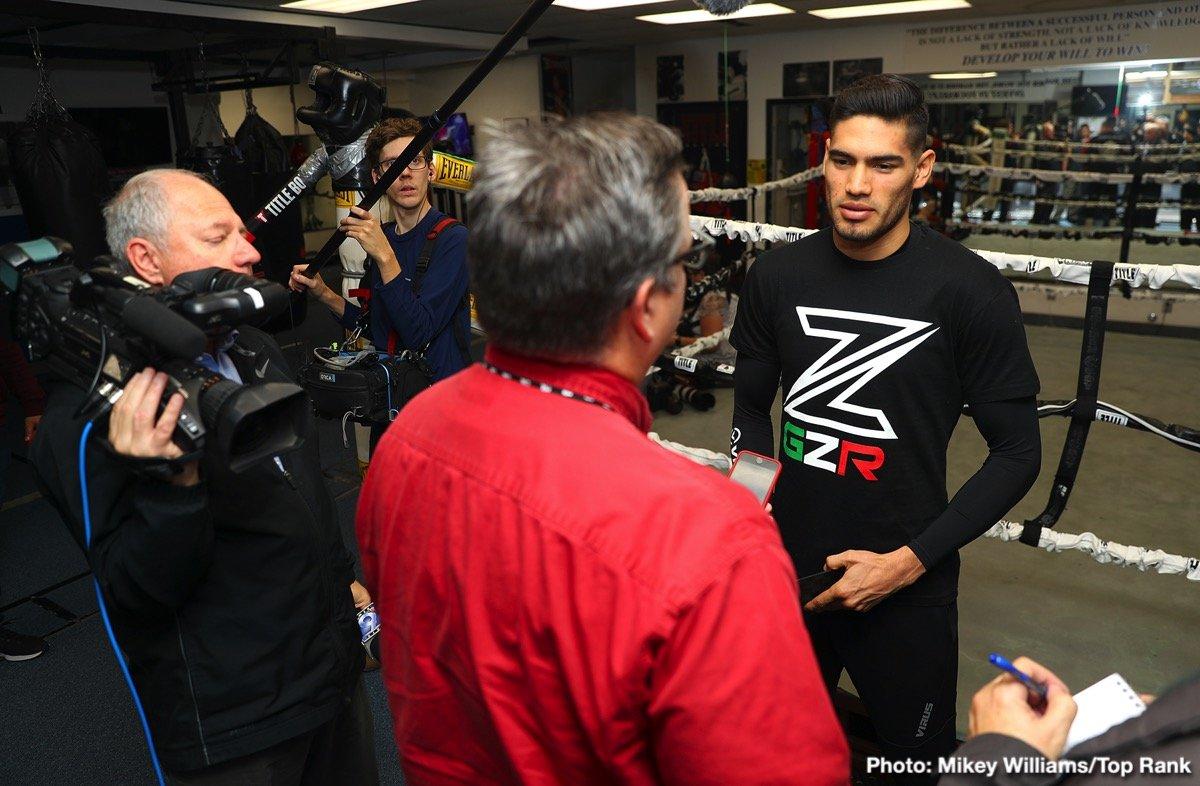 "Gilberto Ramirez, Jesse Hart - Gilberto ""Zurdo"" Ramirez is seeking a fifth successful title defense -  Jesse ""Hollywood"" Hart is out for revenge"