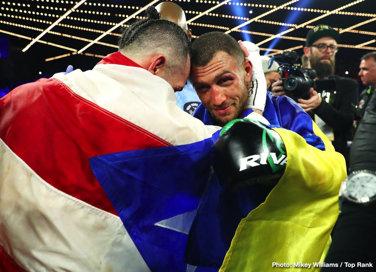 Jose Pedraza - ·        More than 2 million viewers tuned in for Lomachenko vs Pedraza -   Full event ranks second most-viewed boxing telecast across broadcast and cable in 2018.