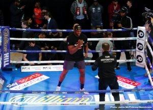 Dereck Chisora Dillian Whyte Boxing News