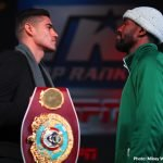 """Jesse Hart - Undefeated WBO super middleweight champion Gilberto """"Zurdo"""" Ramirez (38-0, 25 KOs) and No. 1 contender Jesse """"Hollywood"""" Hart (25-1, 21 KOs) have been here before. The two fought in September of last year, with Ramirez prevailing via tight unanimous decision."""