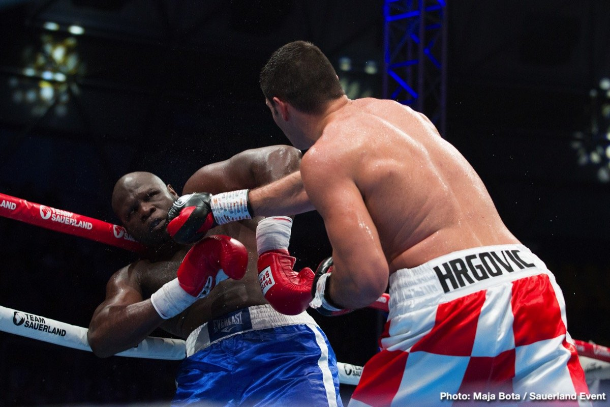 Filip Hrgovic Pounds Out Wide Eight-Round Decision Over Ultra-Durable Kevin Johnson