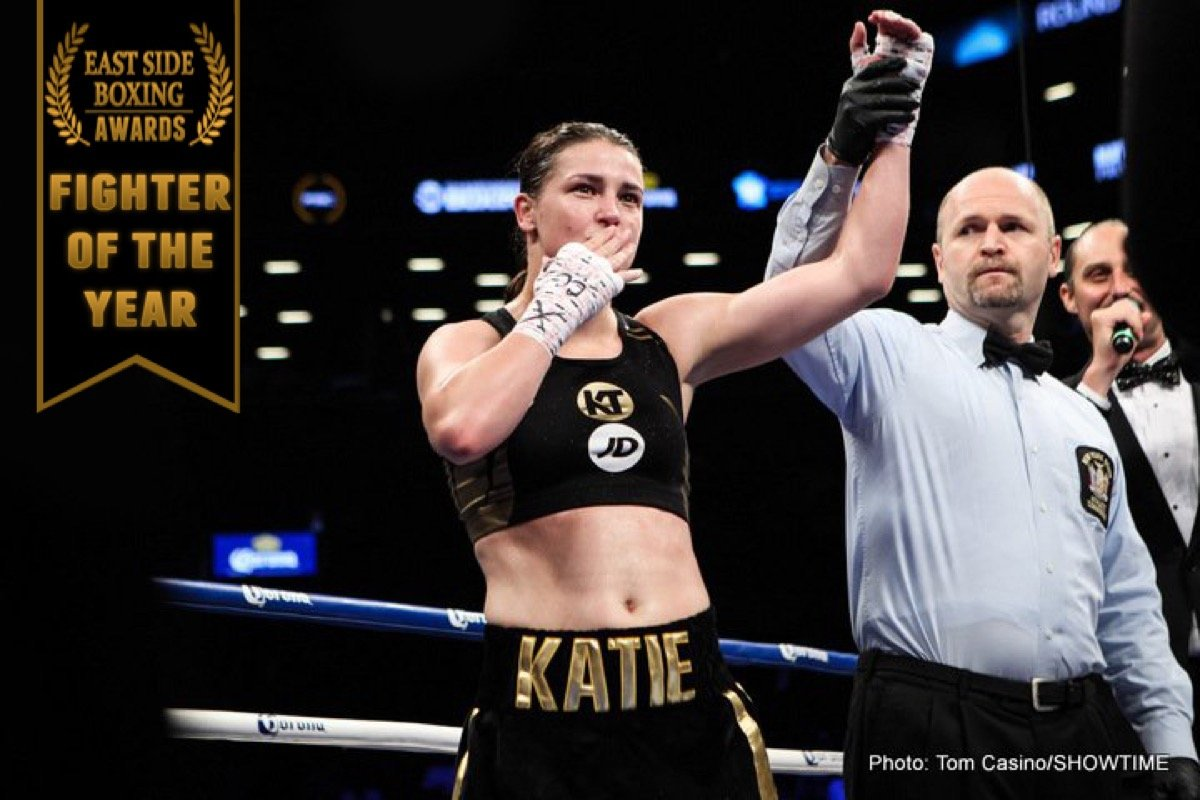 Katie Taylor Boxing News