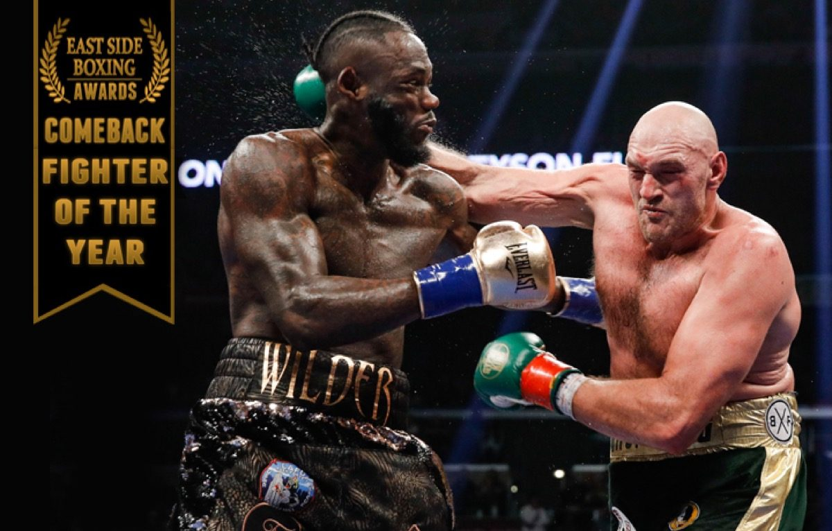 Tyson Fury Boxing News British Boxing Top Stories Boxing