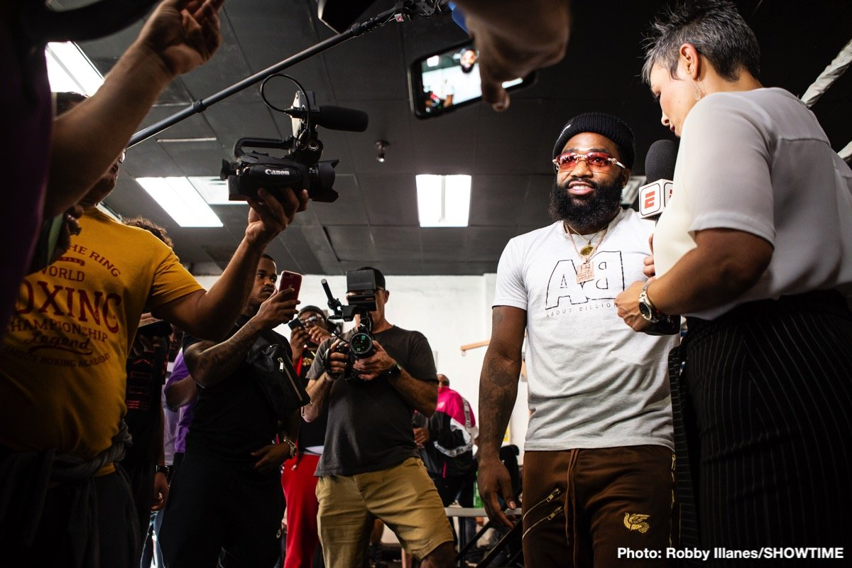 Adrien Broner - Adrien Broner posted a rambling video clip on social media on Tuesday complaining about not getting $10 million for him to resume his stalled career and saying that he's now a rapper.