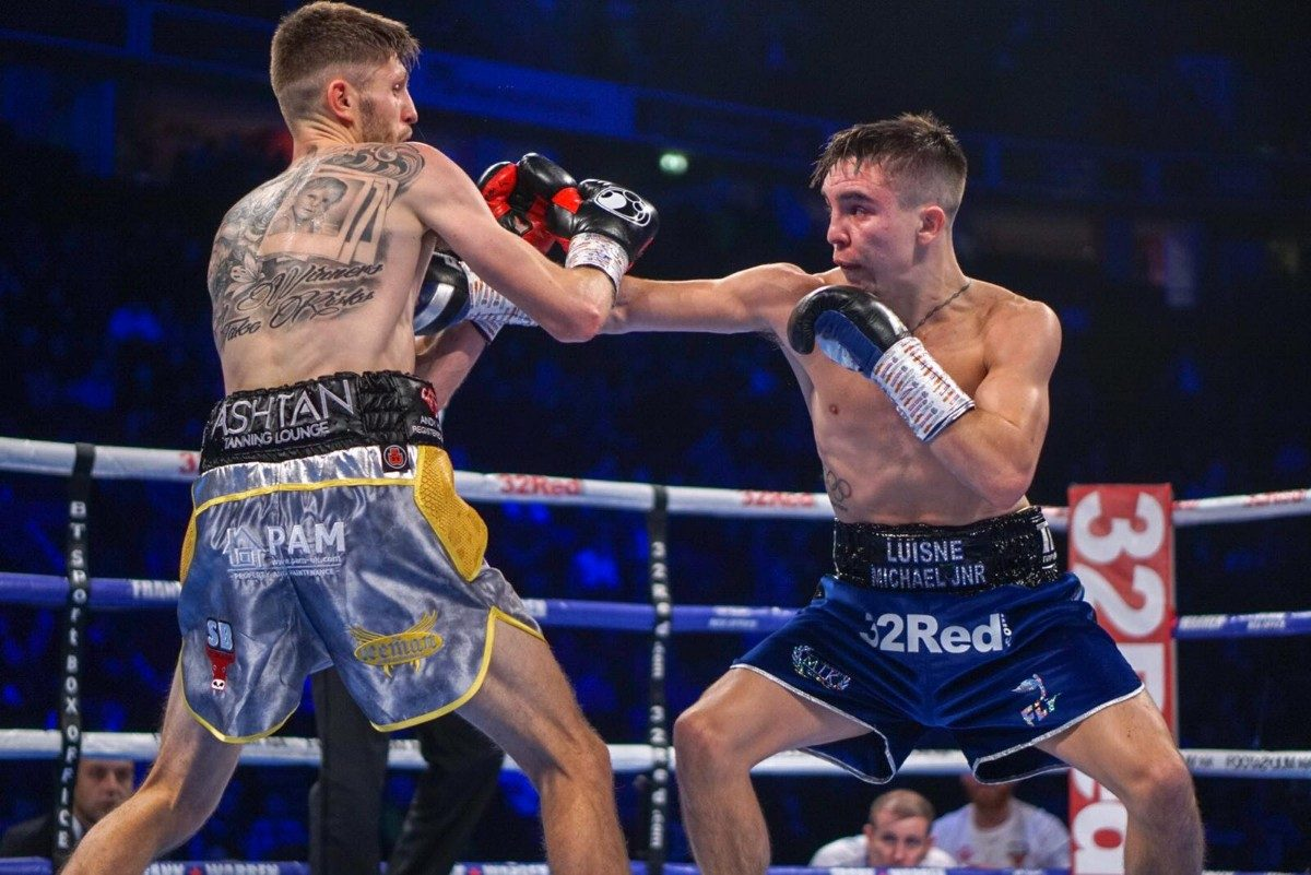 Jason Cunningham Michael Conlan Boxing News Boxing Results