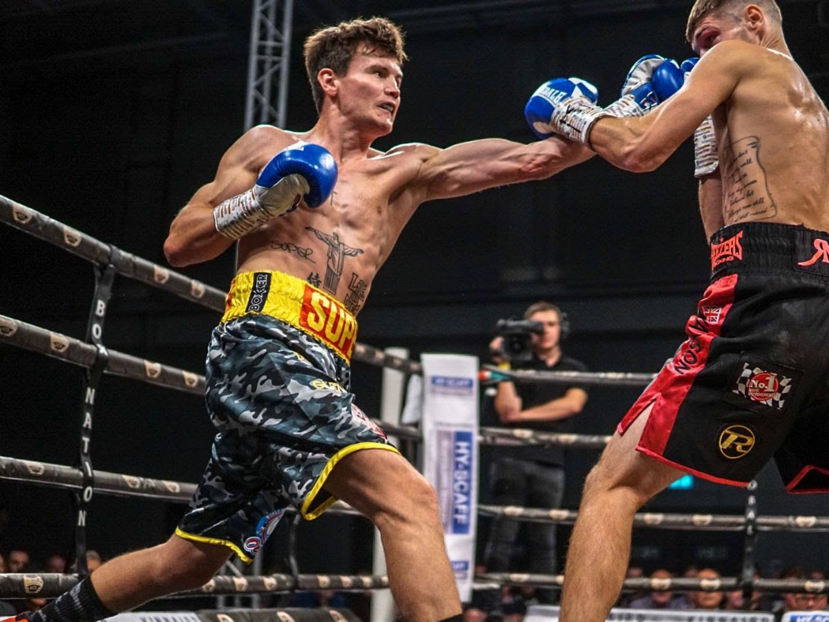 Akeem Ennis-Brown, Darragh Foley - Akeem Ennis Brown is fully enjoying the prelude to his WBO European super-lightweight title clash with Darragh Foley on Friday.