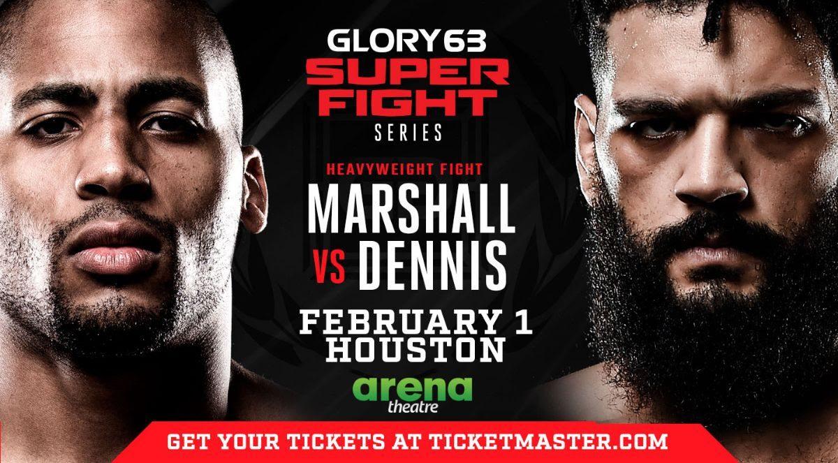 D'Angelo Marshall Demoreo Dennis MMA News