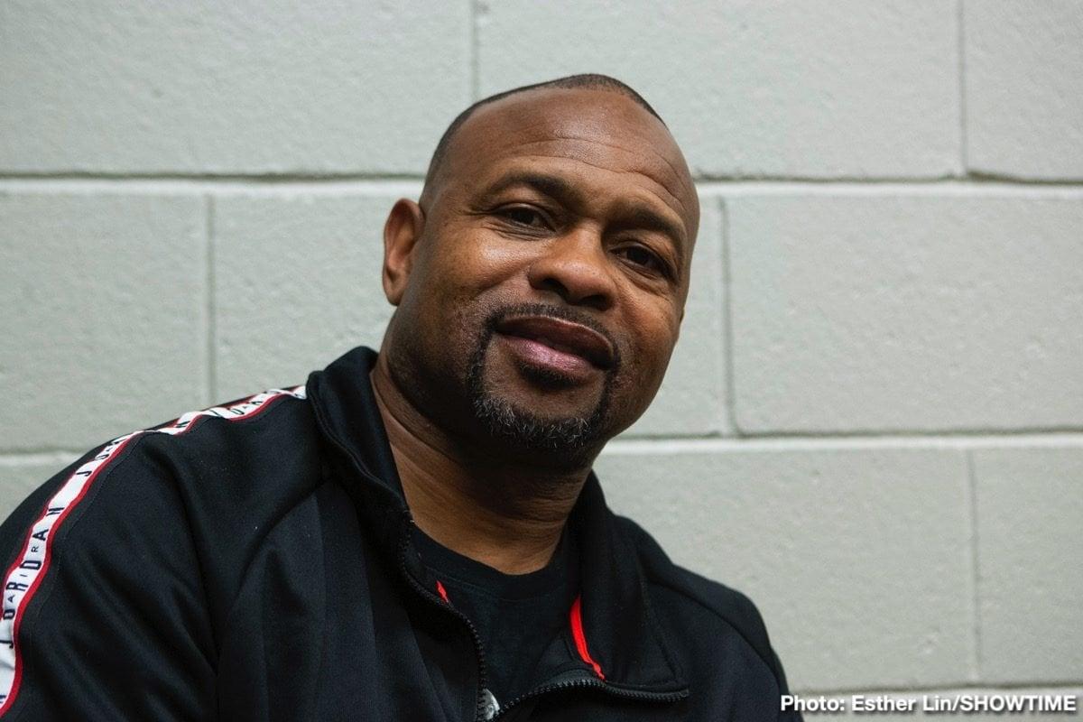 Roy Jones Jr. Boxing News