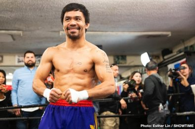 Adrien Broner Manny Pacquiao Boxing News Top Stories Boxing