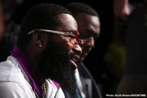 Is Adrien Broner capable of beating the best at 135?