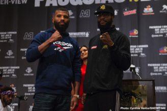 Adrien Broner, Badou Jack, Marcus Browne, Nordine Oubaali, Raushee Warren - Boxing News