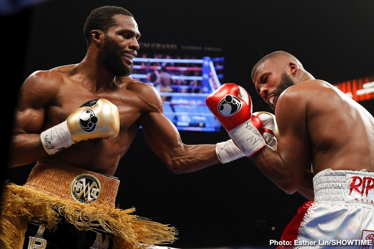 Badou Jack Marcus Browne Boxing News Boxing Results