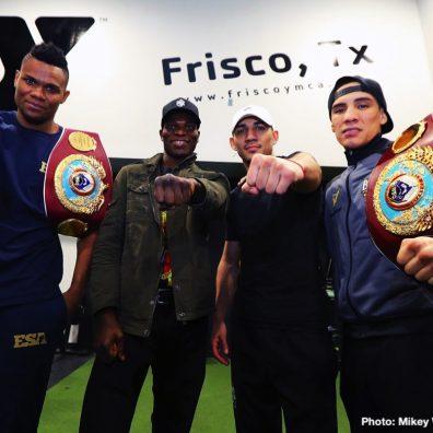 Eleider Alvarez Sergey Kovalev Boxing News